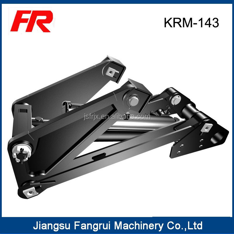 China manufacturer KRM143 pump hoist truck with best quality and low price