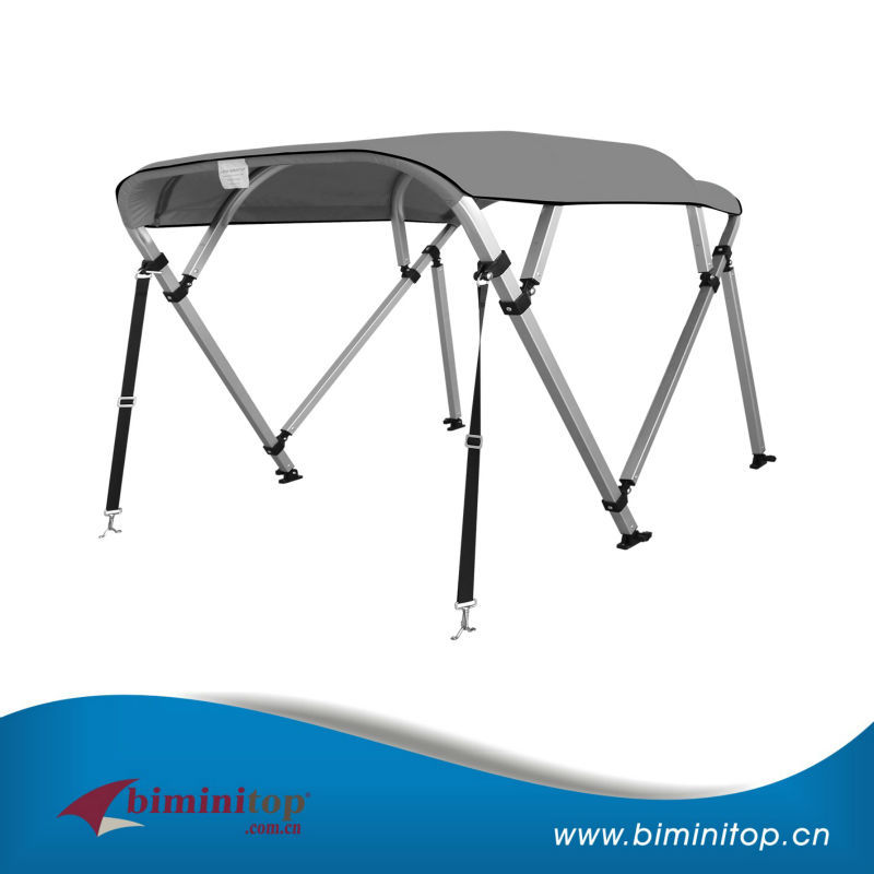 marin equip bimini top with nylon square tube