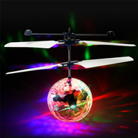 Hot RC LED Colorful Flying Toy