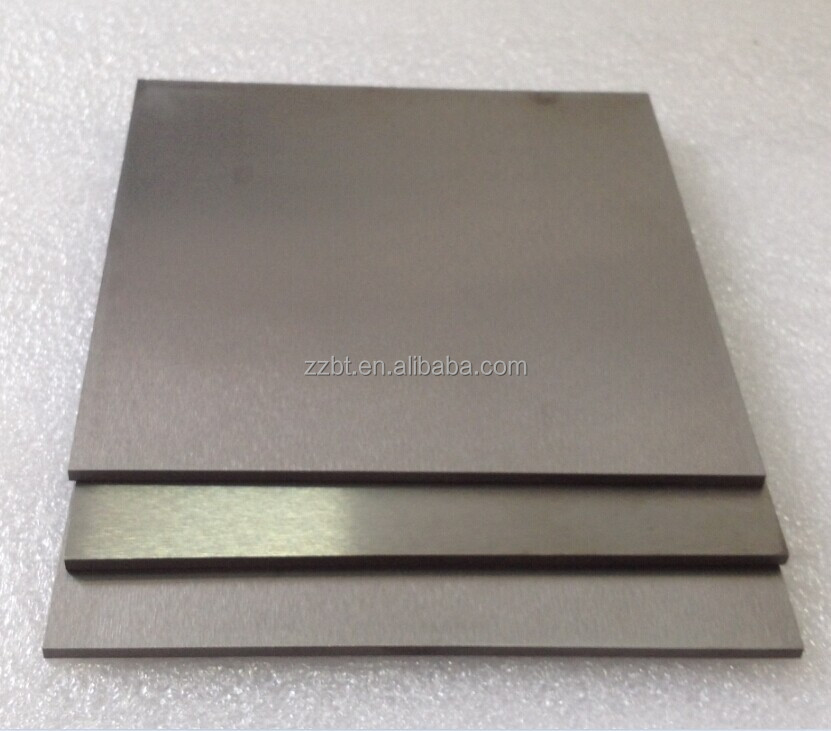 cemented carbide sheet/block for cutting