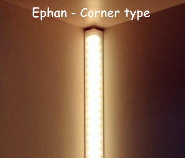 Ephan Aluminum LED Profile Housing Strip For Pendant Light