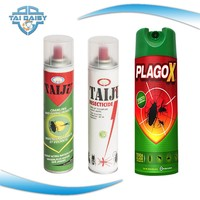Hot Sale Household Product Organic Aerosol Pesticide Spray