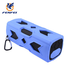 Portable bluetooth speaker with power bank