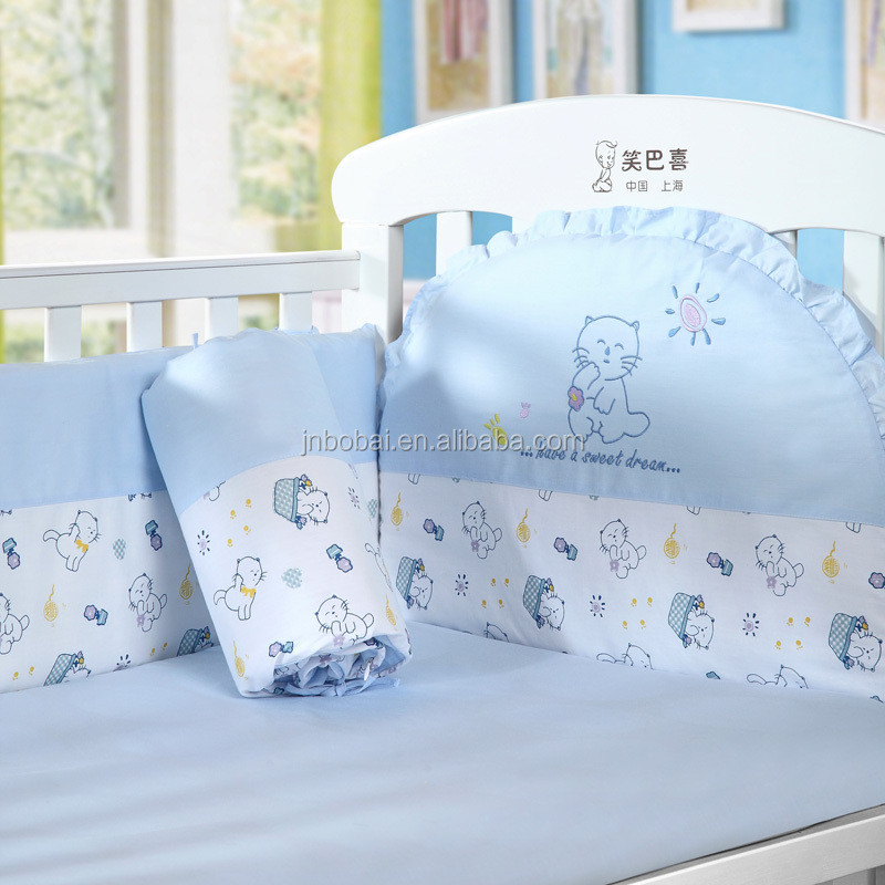 Bobai textile petty quilt baby cotton fabric