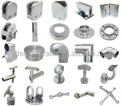 Export Stainless steel tube connector hinge