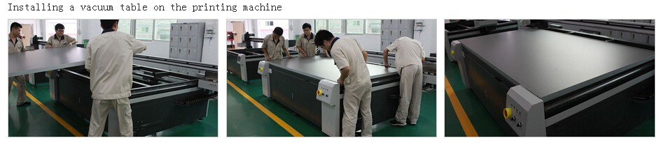 2500*1250mm large format digital ceramic tile printer uv printing machine