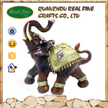 2015 Chinese new year gifts resin elephant statues