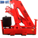 Mobile Self-propelled Crane 5 ton Truck