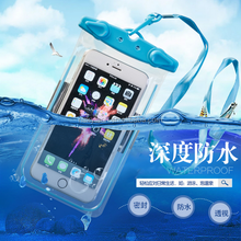 High quality customize logo PVC waterproof phone case, wholesale pvc waterproof phone bag for All kindy phone
