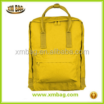 Wholesale cheap polyester high school backpack for teenage girl, trendy kids girls backpack