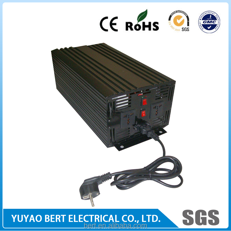 3000watt Pure sine wave power inverter with charger CE&ROHS(BTC-3000W)