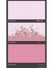 pink glitter ceramic wall tiles 60 cartons per pallets