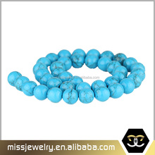 natural howlite turquoise beads