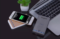 Nice gift phone qi wireless charger circuit power bank for S6 Edge