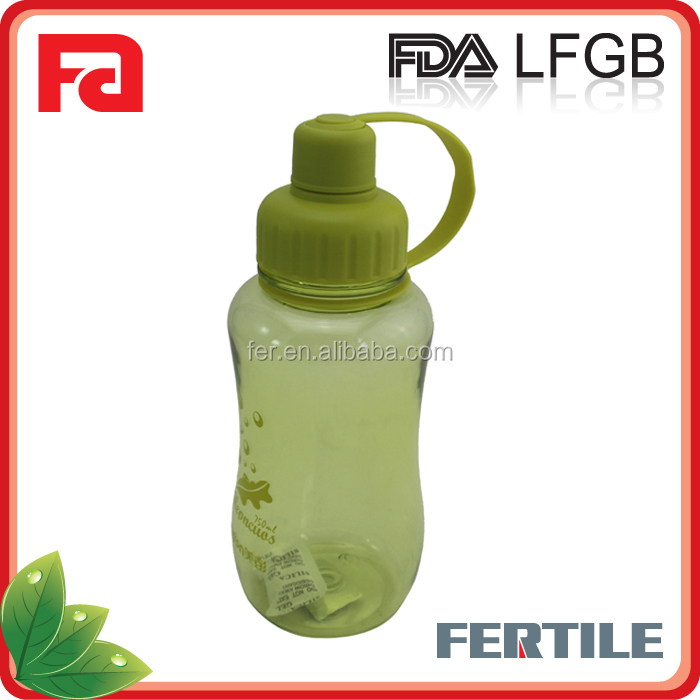 LY 106169 Sports water bottle with lids/750ML travel portable plastic space cup/plastic fruit water bottle