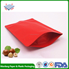 Scoring tearing line aluminum foil insulated food bags