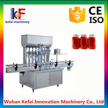 10-50ml Automatic nail polish/eye shadow/ essential oil Filling Machine And Capping Machine