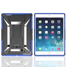 Armor Defender Full Body Protective Case For iPad Pro 12.9 With kickstand