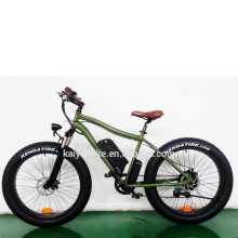 Manufacturer directly s500w big power electric bicycle / 26' mountain e-bike/ 48v Samsung lithium battery fat tire electric bike