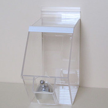 DDW-0230 Trade Assurance Clear Acrylic Bulk Food Bin