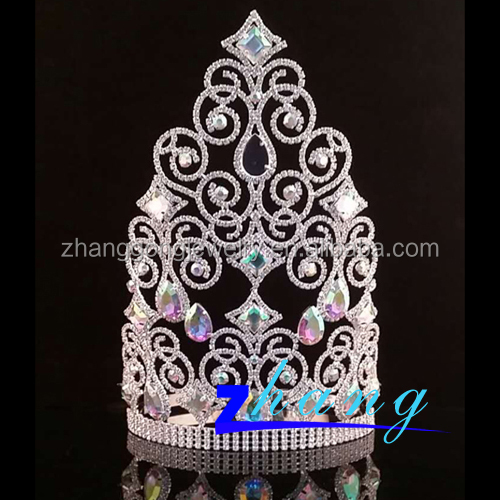 Beaty rhinestone pageant <strong>crown</strong>