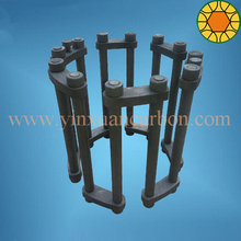 Graphite Crucible Stand for Hot Zone of Vacuum Furnace