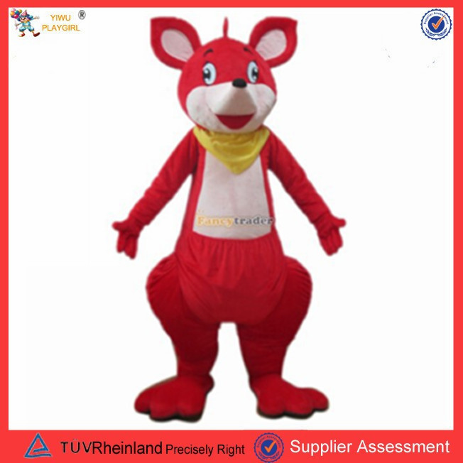 PGWC1119 2016 hot sale animal mascot costume for adults animal mascot costume cartoon adult
