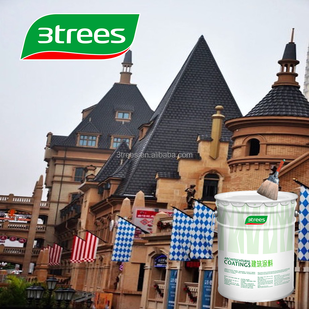 3TREES exterior wall paint sealer/primer