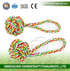 QQ Pet Factory Durable Chew Rope Dog Toys Pet Knot Ball Toy