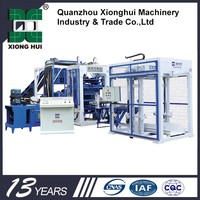Best Quality Fully Automatic Hydraulic Pressure Soil Block Making Machine
