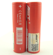 High drain AWT 18650 3000mAh imr 3.7v 40A li-ion rechargebole battery for subzero competition mod