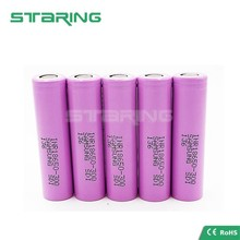 The lithium ion samsung battery 18650, samsung 18650 30q 15amp 3000mah lithium battery