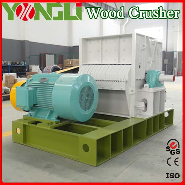 Professional supplier provide wood chip crusher
