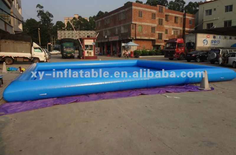 hot sale outdoor indoor inflatable adult swimming pool for rental