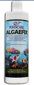 AlgaeFix 16 Oz Algae Control herbicide For Koi and Decorative Ponds