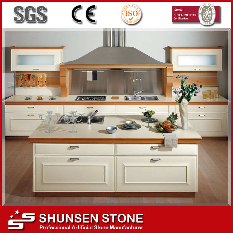 Kitchen Countertop Manufacturers : Manufacturer Summerly Quartz Stone Kitchen Countertop - Buy Kitchen ...