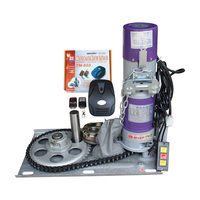 High Quality 600kg Roll Up Door Openers With Automatic Or Manual operation