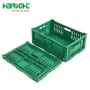 Durable Customized Collapsible Plastic Basket