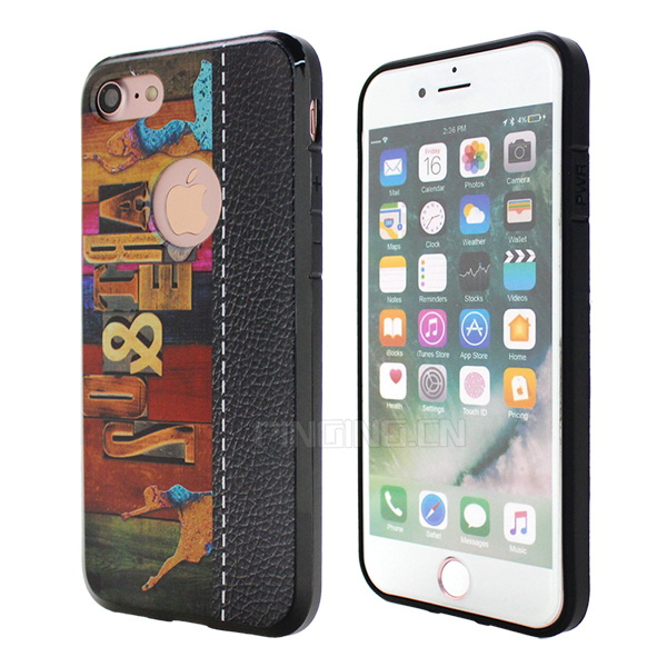 3d mobile sublimation blanks china phone case for iphone 7 4.7 inch tpu case printing custom