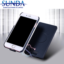 Manufacturer wholesale external portable charger power bank battery case shenzhen for ipod, iphone 6, iphone 7