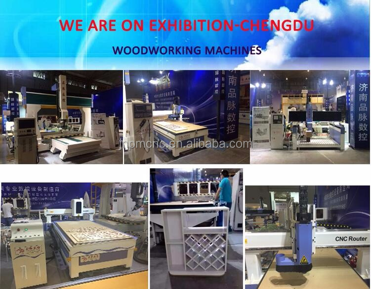 furniture making machine with multi spindle servo motor cnc rotuer for wood cutting machine