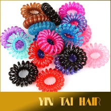 Hot!!! Phone Line Gum Elastic Hair Band Hair Accessory Tools