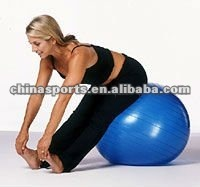 2013 popular inflatable exercise Yoga ball