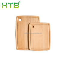 kitchen utensils wooden cutting board beech wood chopping blocks