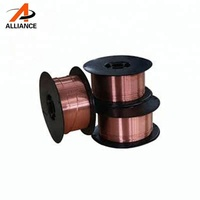 Factory High Quality Copper Cored Co2 Mag Mig Welding Wire