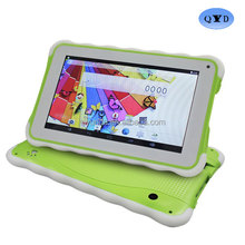 "Iwawa education software 7"" tablet pc 1G 8G Bluetooth two camera Kids tablet pc"