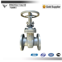 carbon steel gate valve and valve body and casting parts
