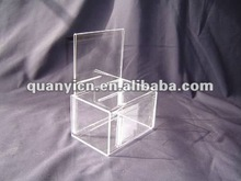 2012 customized acrylic box