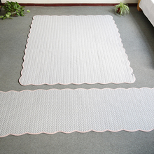 New product knitted mat made in China