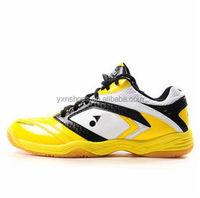 brand name boy tennis shoe sport for children or adults, men sport badminton shoes for male with leather rubber